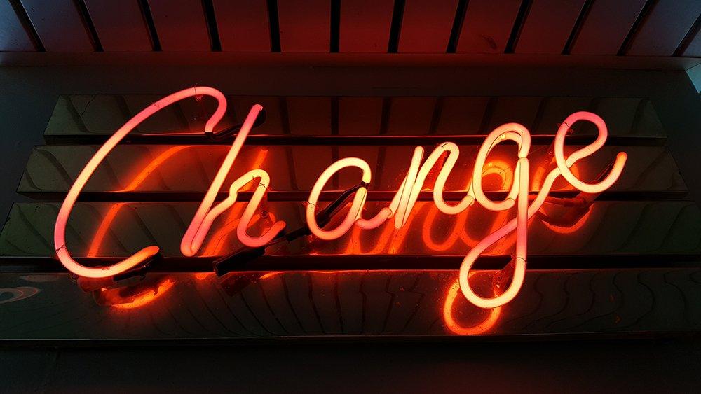 como cambiar tu vida
